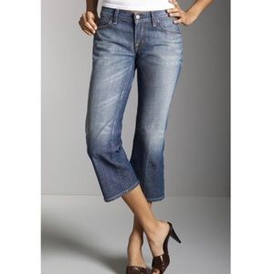 Citizens of Humanity cropped Kelly #063 Low-Waist